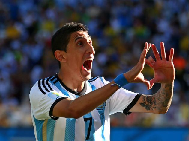 United chief Woodward to Fly to Spain for Di Maria Talks