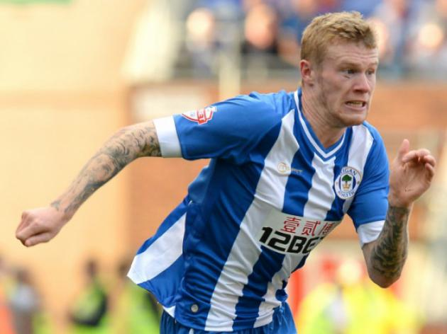 James McClean and the Poppy Fury