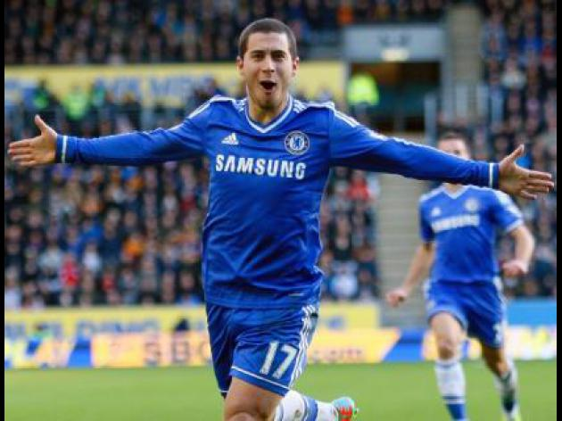 Dreamer Hazard gunning for West Brom and Premier League crown