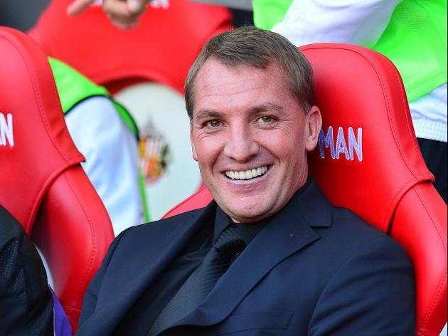 Rodgers enjoying Reds' rise to top