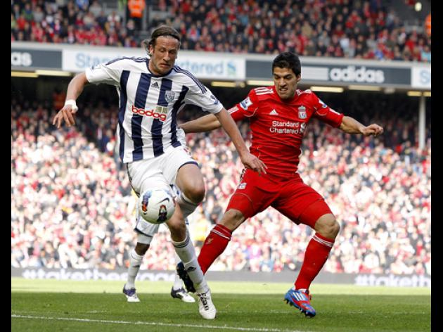 West Brom 3-0 Liverpool: Report