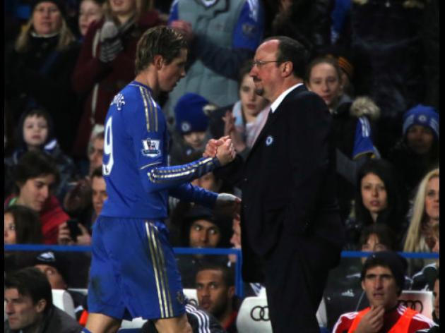 Torres and Benitez could be set for Napoli