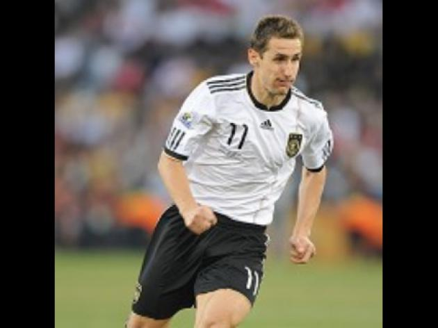 Klose hails new generation