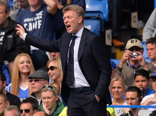 Moyes makes mark in first week at Man United