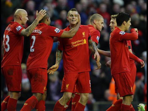 Agger header enough against Saints