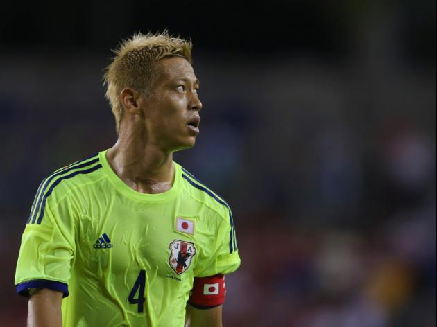 Japan can reach World Cup quarters, says Honda