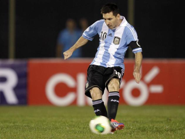 Messi spot-on as Argentina reach World Cup