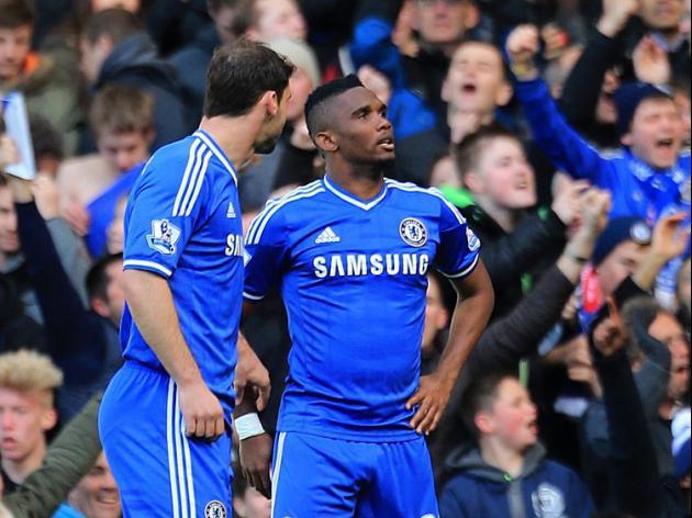 Mourinho marvels at rampant Chelsea
