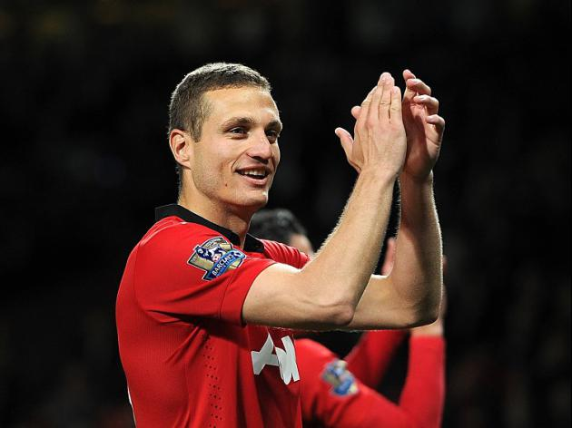 Vidic relishes Inter challenge