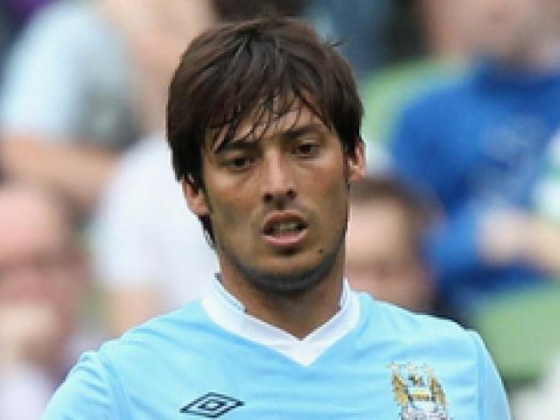 Mancini: Silva's a great player