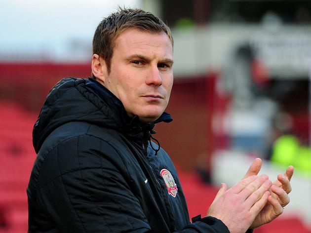 Flitcroft appointed manager at Barnsley