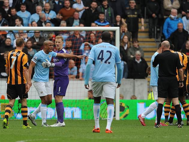 Ten-man City tame Tigers