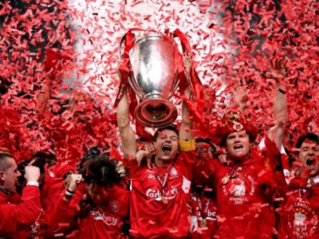 Top 10 Champions League games ever: 1 - Liverpool v AC Milan