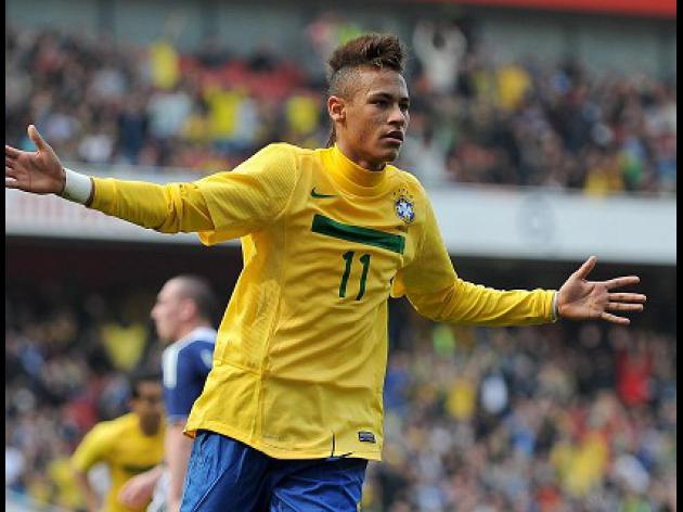 No Neymar complaint over race claim