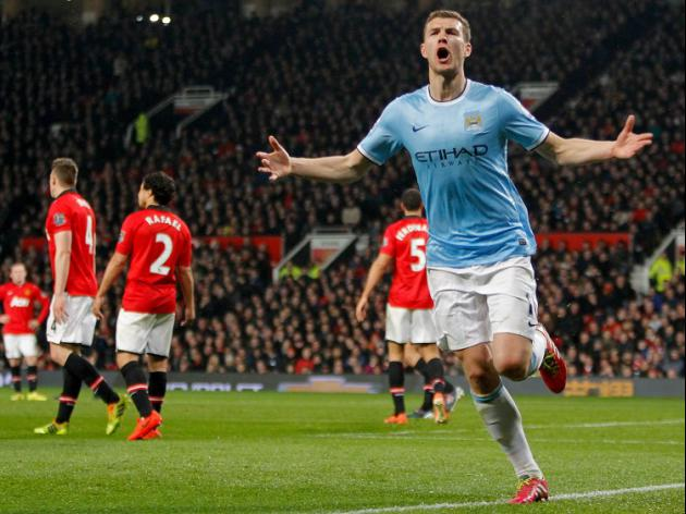 We showed who's the boss - Dzeko