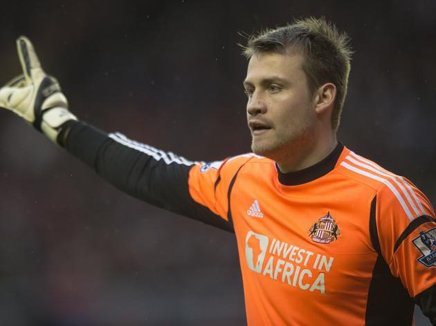 Mignolet calls for calm heads at Sunderland