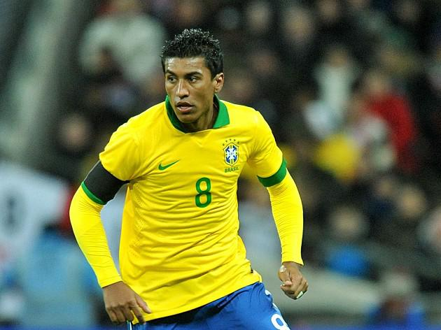 Spurs agree deal for Brazilian star Paulinho