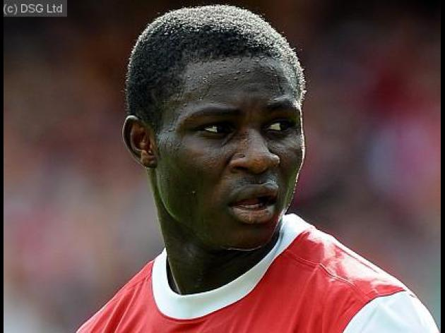 Frimpong makes Arsenal return
