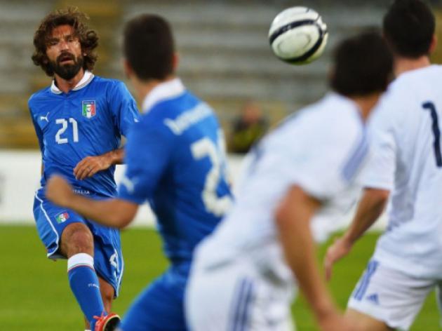 Experimental Italy thump San Marino