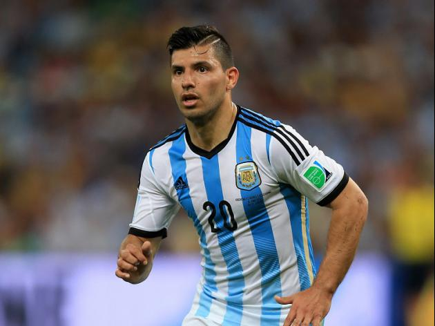 Argentina keep believing in Aguero