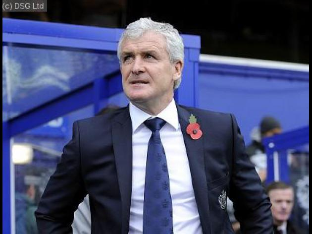 QPR deny Mark Hughes has been sacked