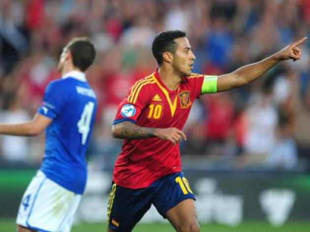 A Look at What Thiago Alcantara Will Bring to Manchester United