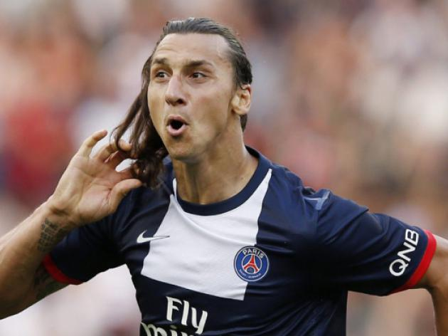 Champions PSG hit the top at a canter