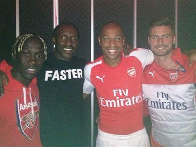 Arsenal's new Puma kit revealed?