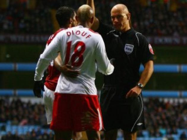 'Stupid' El-Hadji Diouf blasted by Blackburn boss Sam Allardyce