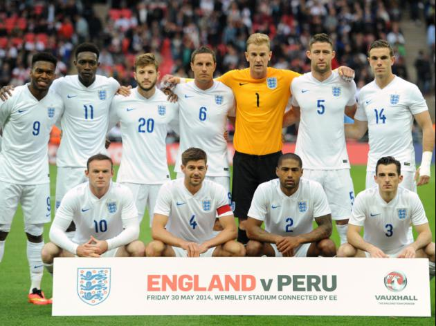 Are the Three Lions up to the challenge?