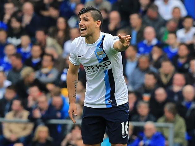 Aguero fit for City