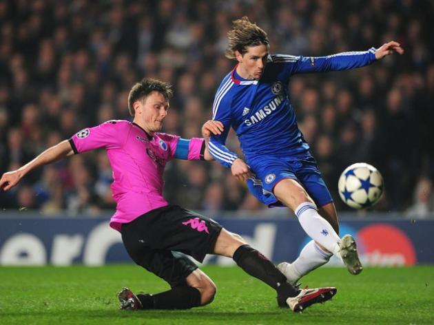 Chelsea 0-0 FC Copenhagen: Report