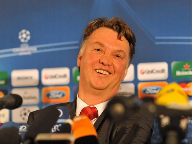 Louis van Gaal has been confirmed as the new Man United manager