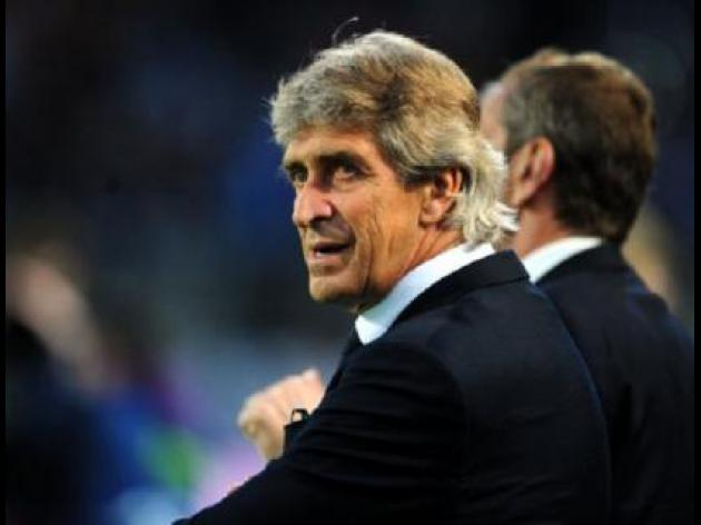 Man City boss Pellegrini to face first press conference on Wednesday