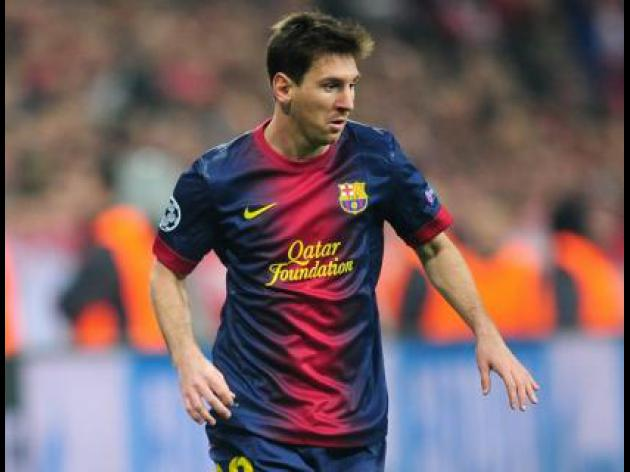 Vilanova expecting Messi impact