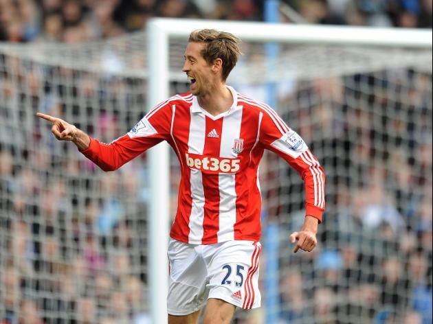 Hughes backs Crouch for England