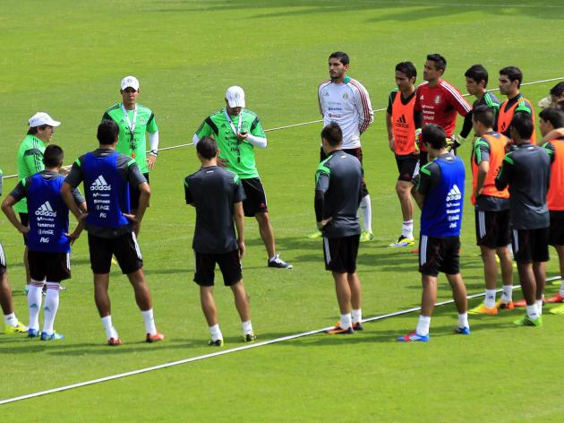 Mexico eye recovery against New Zealand