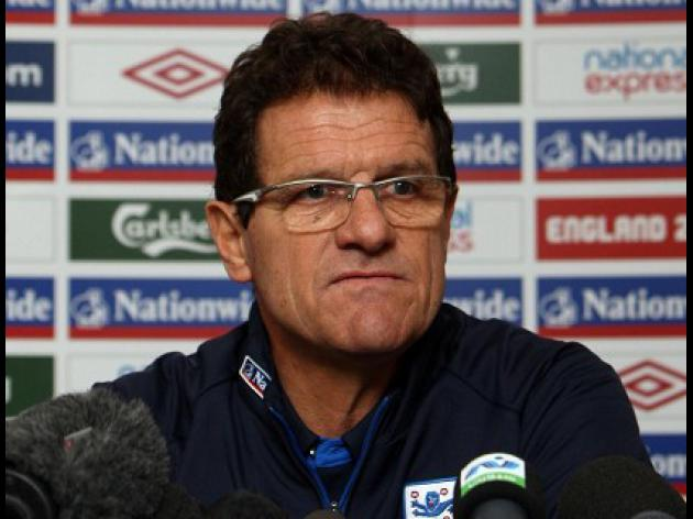 Capello committed to England