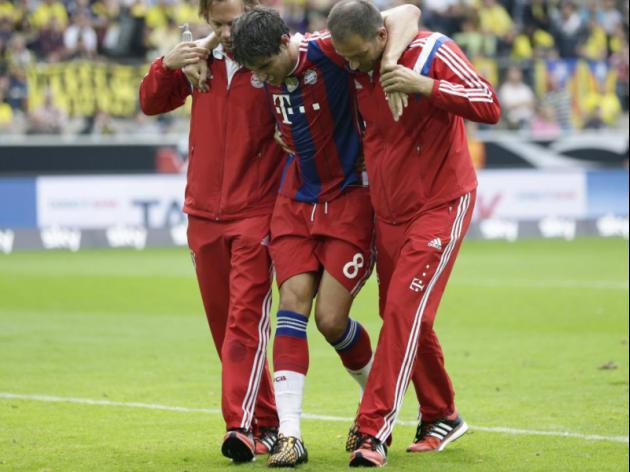 Bayern face selection headache for Bundesliga opener