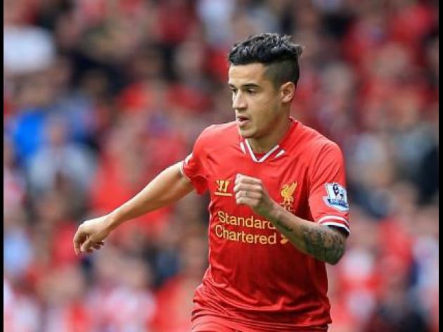 Reds hoping to tie down Coutinho with new long term deal