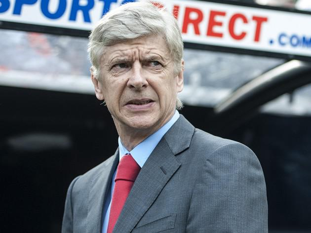 Wenger seeking to improve Gunners