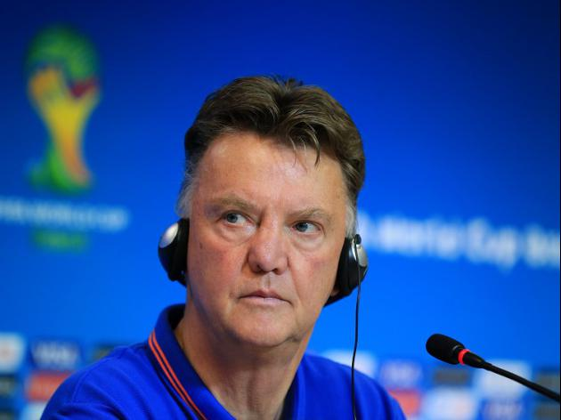 Van Gaal: We're not a great side