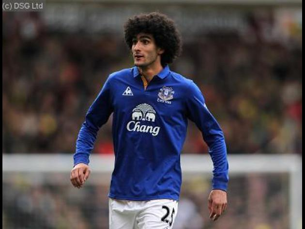 Top 5 Premier League haircuts - 3: Marouane Fellaini
