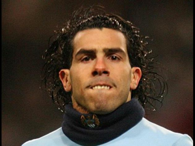 I wanted Tevez at Inter - Mancini