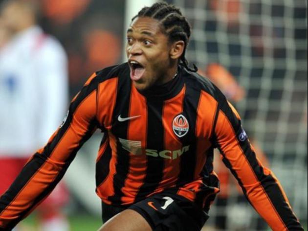 Shakhtars Luiz Adriano open to Ukraine switch