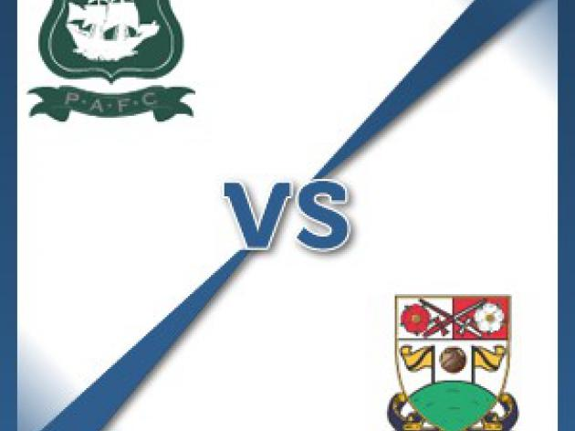 Barnet away at Plymouth Argyle - Follow LIVE text commentary