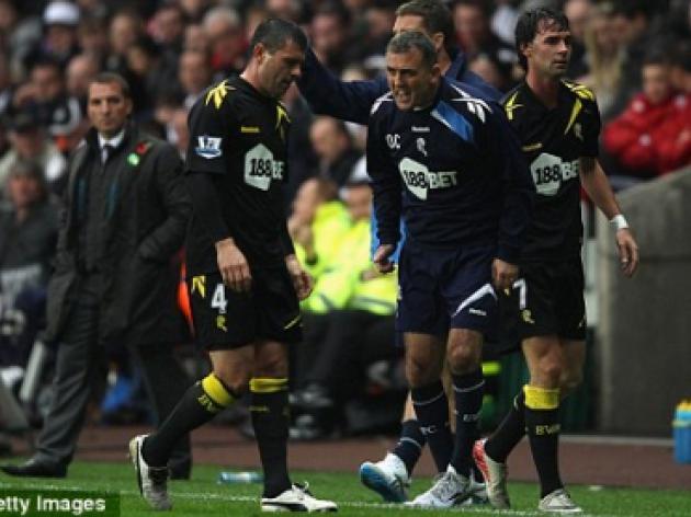 Owen Coyle lauds 'brilliant' Bolton fans