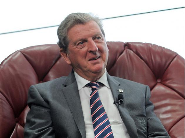 Hodgson turns attention to Euros