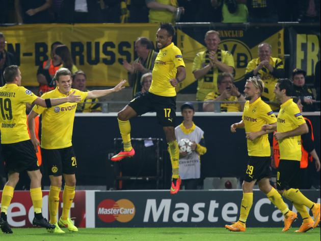 Dortmund's 'Echte Liebe' for overcoming shortcomings: How they destroyed Arsenal