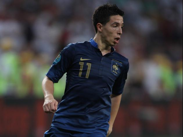 Samir Nasri set to announce France retirement after World Cup snub